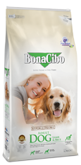 BonaCibo Adult Dog Lamb & Rice